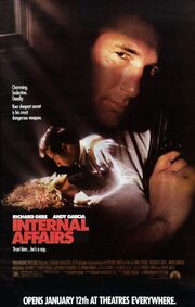 1990 - Internal Affairs Movie Poster