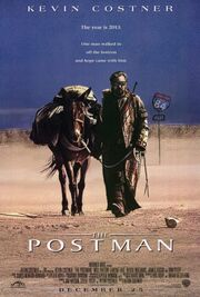 1997 - The Postman Movie Poster