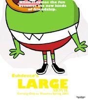 Buhdeuce's Large Movie Poster