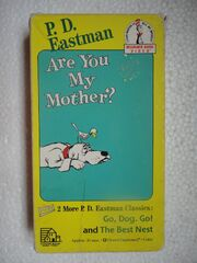 Are You My Mother VHS