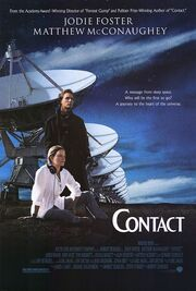 1997 - Contact Movie Poster
