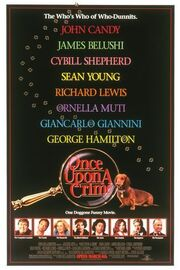 1992 - Once Upon a Crime Movie Poster