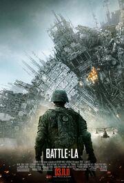 2011 - Battle - Los Angeles Movie Poster