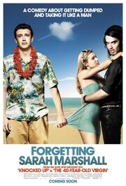 2008 - Forgetting Sarah Marshall Movie Poster