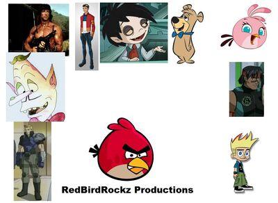 RedBirdRockz Productions