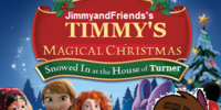 Timmy's Magical Christmas: Snowed in at the House of Turner