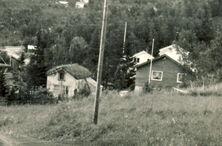 Hus i Storvika ca 1965