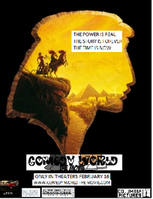Comedy World The Movie (2001) Poster