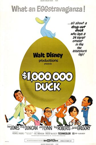 Million dollar duck xlg