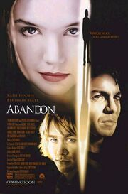 2002 - Abandon Movie Poster
