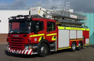 Firefighter ''Redyman'' Trucker