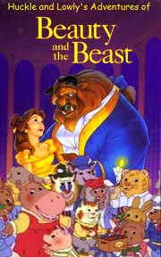 Huckle and Lowly's Adventures of Beauty and The Beast