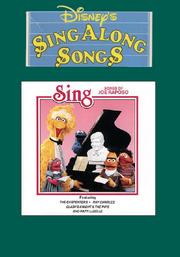Sing - Songs of Joe Raposo Cover