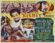 1955 - Kismet Movie Poster