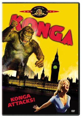 File:1961- Konga Movie DVD Cover (2005 MGM DVD).jpg