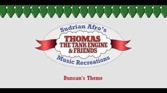 Duncan the Narrow Gauge Engine's Theme