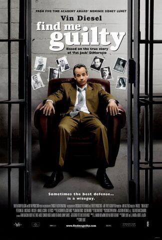 File:2006 - Find Me Guilty Movie Poster.jpg