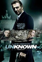 2011 - Unknown Movie Poster