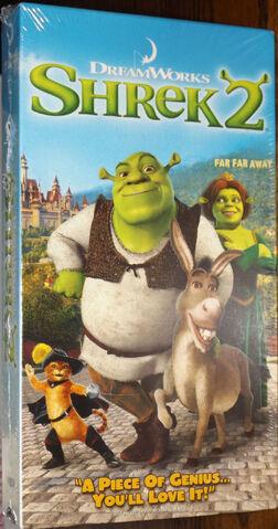 File:Shrek 2 2004 VHS.jpg