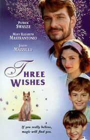 Three Wishes Movie VHS