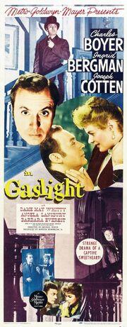 1944 - Gaslight Movie Poster