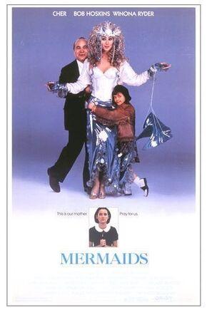 1990 - Mermaids Movie Poster