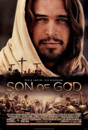 2014 - Son of God Movie Poster