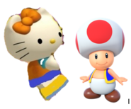 Mimmy and Toad