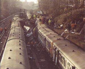 1988-12-12 - Clapham Junction rail crash