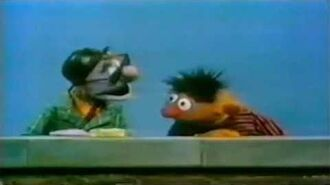 """HELP! Can someone please upload """"Ernie and the Candy Salesman"""" if they have the video saved?"""