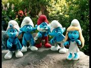 The Smurfs 2011 Preview