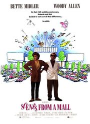 1991 - Scenes from a Mall Movie Poster