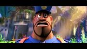 Cloudy with a chance of meatballs 2 teaser