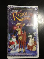 Rudolph the Movie VHS