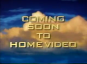 Columbia-Tristar Home Video Coming Soon To Home Video Logo