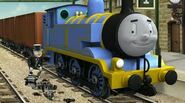 Thomas in MAD