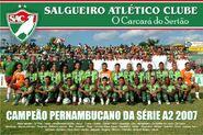 Time Salgueiro Campeão PE-A2 2007