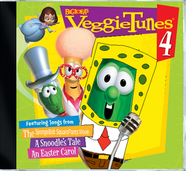 VeggieTunes A Sponge A Snoodle and Easter