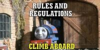 Rules and Regulations (Music Video)