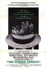1973 - The Iceman Cometh Movie Poster