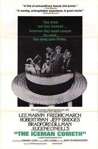 File:1973 - The Iceman Cometh Movie Poster.jpg