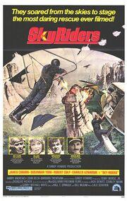 1976 - Sky Riders Movie Poster