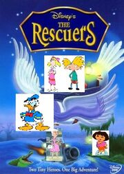 The Rescuers Featuring Arnold and Helga