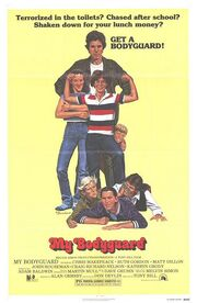 1980 - My Bodyguard Movie Poster