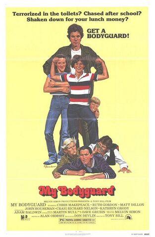File:1980 - My Bodyguard Movie Poster.jpg