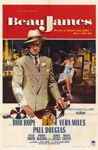 File:1957 - Beau James Movie Poster.jpg