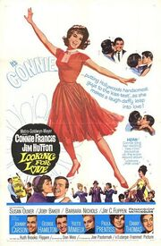 1964 - Looking for Love Movie Poster