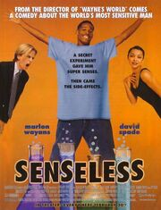1998 - Senseless Movie Poster