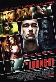 2007 - The Lookout Movie Poster -1