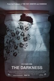 2016 - The Darkness Movie Poster